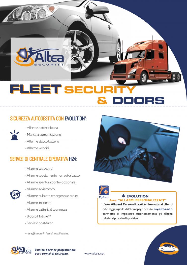 Fleet Security & Doors