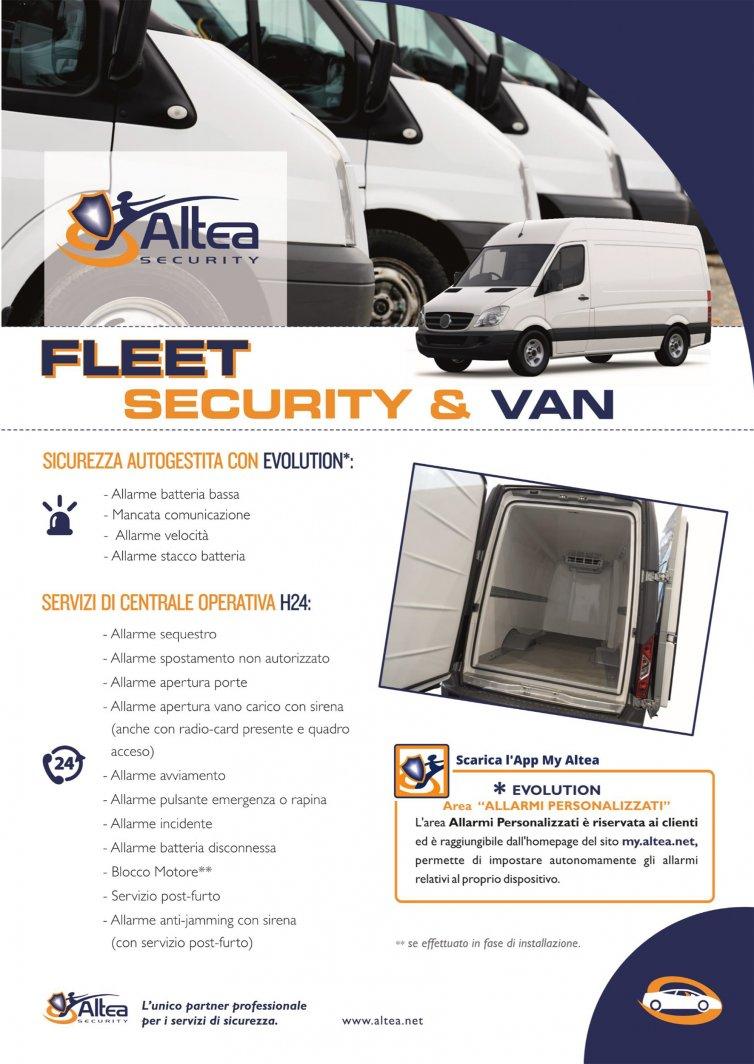 Fleet Security & Van