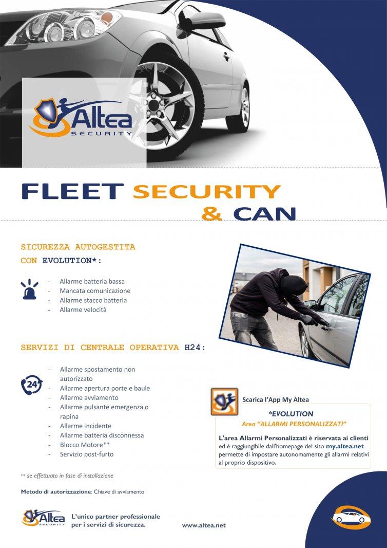 FLEET SECURITY & CAN