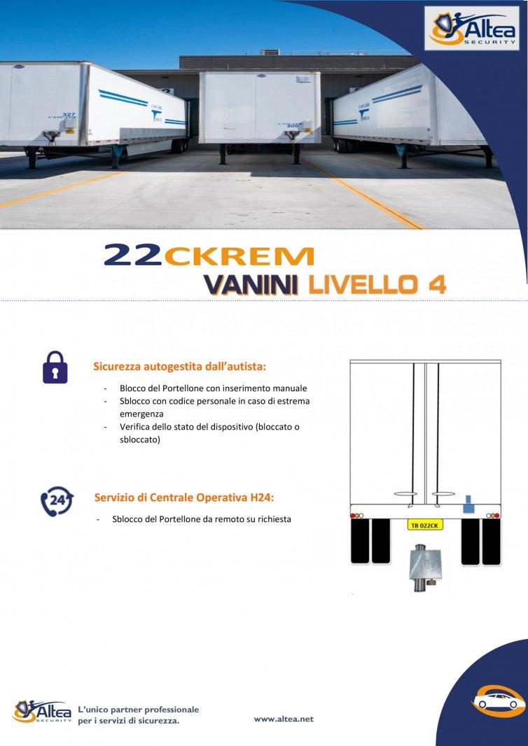22 ckrem vanini livello 4